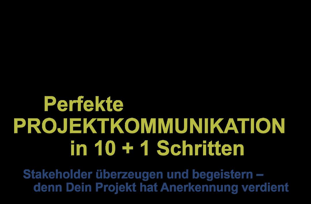Projekt-Inszenator Overlay-Text, Projekt-Inszenierung