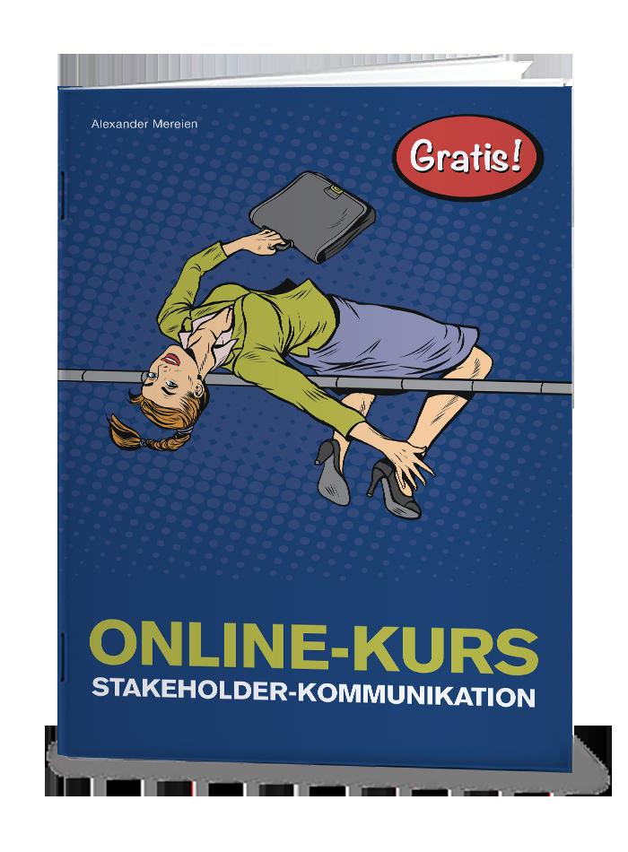 Gratis-Online-Kurs Stakeholder-Kommunikation